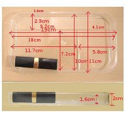 メイクボックス用トレー33cm(送料無料)代引き不可