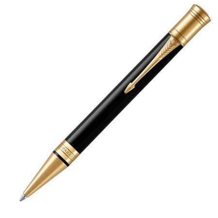 パーカー ボールペン デュオフォールド クラシック ブラックGT03