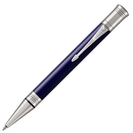 パーカー ボールペン デュオフォールド クラシック ブルー&ブラックCT03