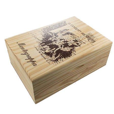 モンテグラッパ 万年筆 限定品 ラ・カンツォーネ デル グラッパ メモリアルブラック03