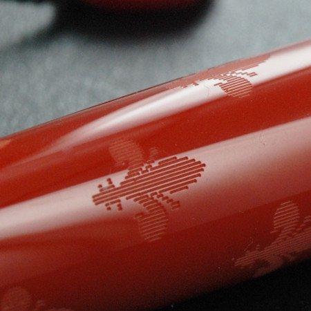 アウロラ ローラーボール 特別生産品 フィレンツェ バーメイル02