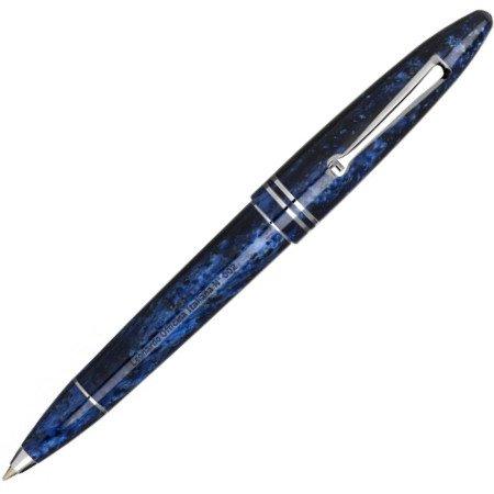 レオナルド ボールペン フローレ ブルー シルバートリム04
