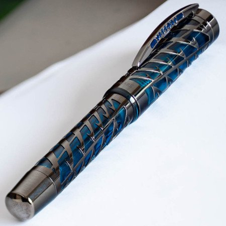 ビスコンティ 万年筆 限定品 ウォーターマーク デモンストレーター ブルームーン02
