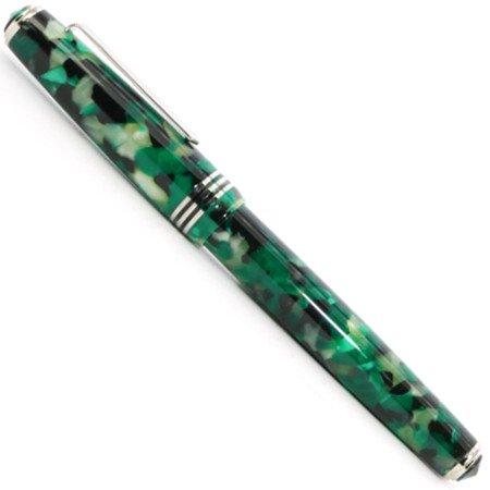 ティバルディ 万年筆 モデル60 エメラルドグリーン03