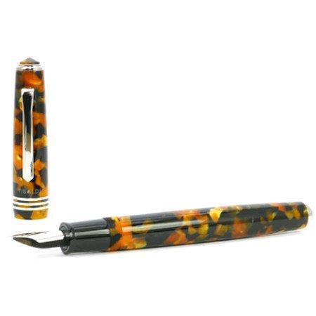 ティバルディ 万年筆 モデル60 アンバー02