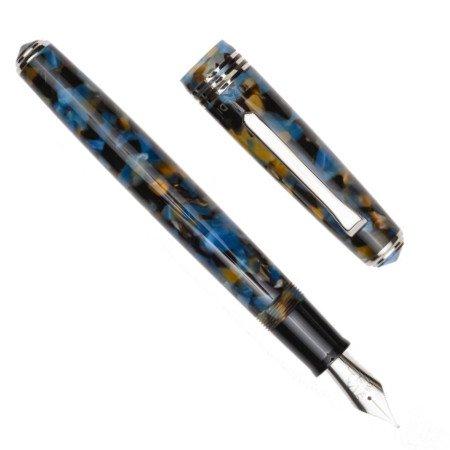 ティバルディ 万年筆 モデル60 ブルーメインイメージ