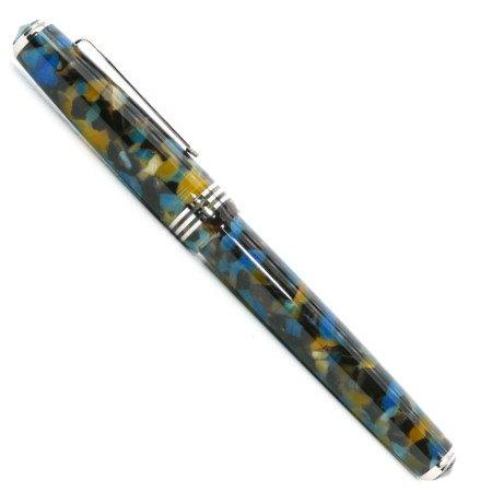 ティバルディ 万年筆 モデル60 ブルー03