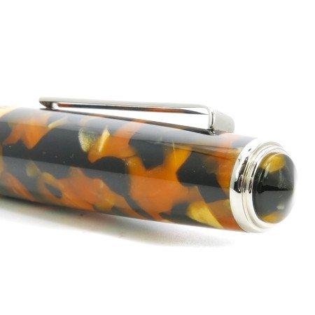 ティバルディ ボールペン モデル60 アンバー03