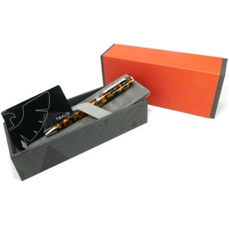 ティバルディ ボールペン モデル60 アンバー04