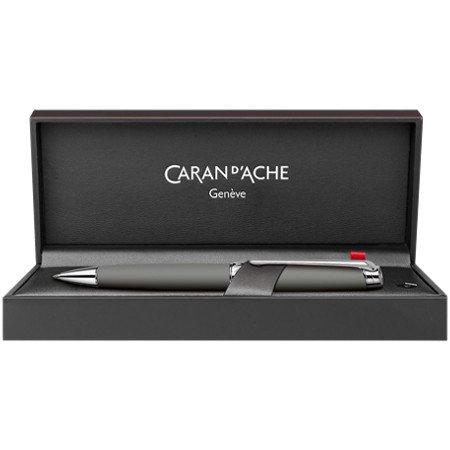 カランダッシュ ボールペン 限定品 レマンコレクション マットグレー03