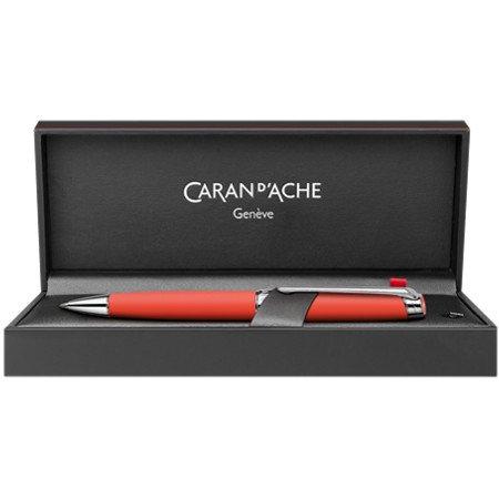 カランダッシュ ボールペン 限定品 レマンコレクション マットコーラル03