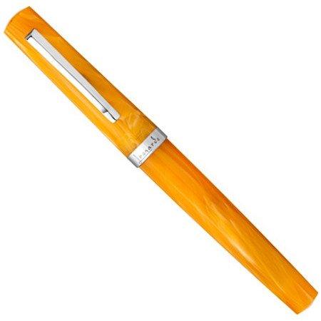 レオナルド 万年筆 限定品 メッセンジャーコレクション オレンジ04