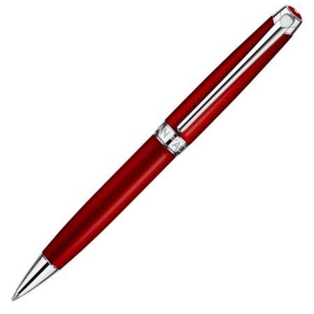 カランダッシュ レマン ルージュカーマイン ボールペン Caran d'Ache Lèman Rouge Carmin Red Ballpoint Pen03