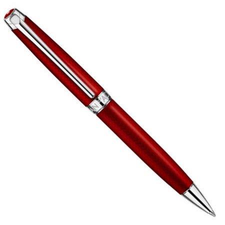 カランダッシュ レマン ルージュカーマイン ボールペン Caran d'Ache Lèman Rouge Carmin Red Ballpoint Pen04