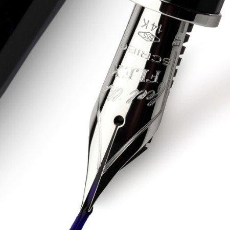 スクリボ SCRIBO 万年筆 フィール オチェアーノ 14金フレックスペン先03