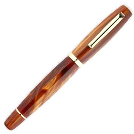 スクリボ SCRIBO 万年筆 限定生産品 フィール ズッカ 18金ペン先メインイメージ