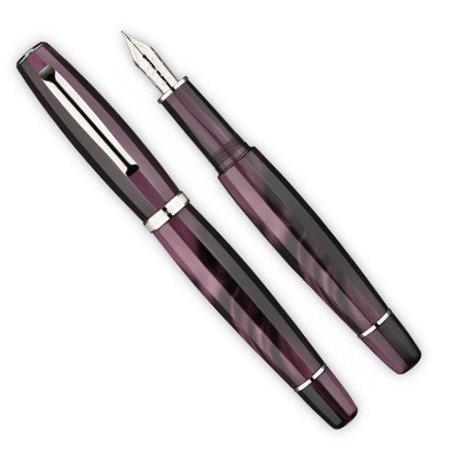 スクリボ 限定生産品 フィール ヴィオラ 万年筆 18金ニブ SCRIBO Feel Viola Fountain Penメインイメージ