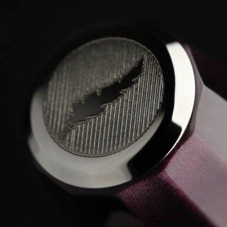 スクリボ 限定生産品 フィール ヴィオラ 万年筆 18金ニブ SCRIBO Feel Viola Fountain Pen03