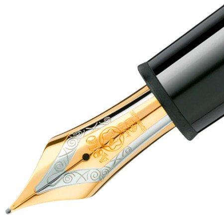 モンブラン 万年筆 マイスターシュテュック 149 ブラック03