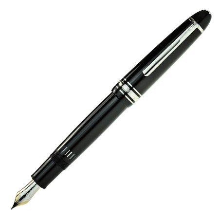 モンブラン 万年筆 マイスターシュテュック プラチナライン ル・グラン P146 ブラックメインイメージ