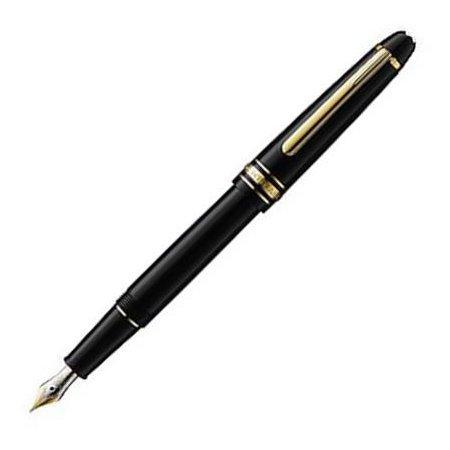モンブラン 万年筆 マイスターシュテュック モーツァルト 114 ブラック02