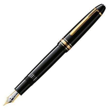 モンブラン 万年筆 マイスターシュテュック ル・グラン 146 ブラックメインイメージ