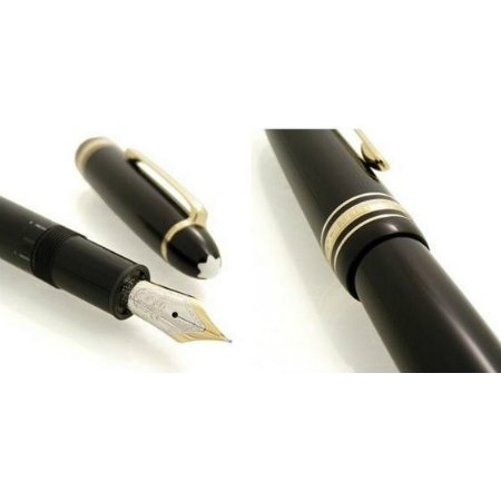 モンブラン 万年筆 マイスターシュテュック ル・グラン 146 ブラック03