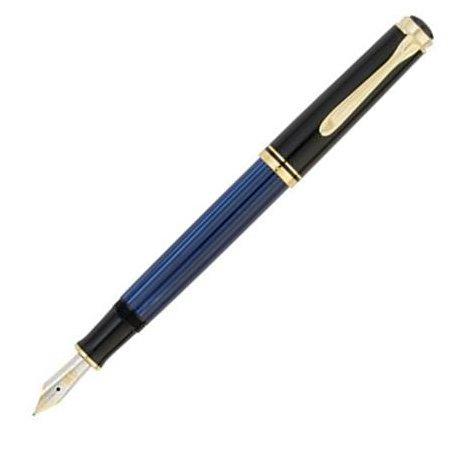 ペリカン 万年筆 スーベレーン400シリーズ M400 ブルー縞02