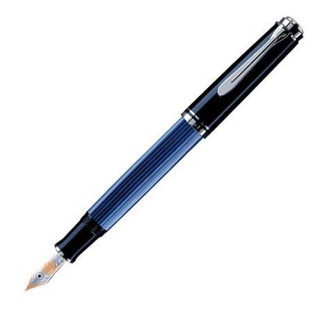 ペリカン 万年筆 スーベレーン805シリーズ M805 ブルー縞04