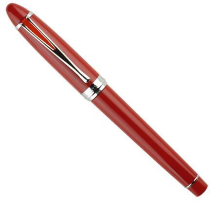 アウロラ 万年筆 イプシロン De Luxe B12/CR レッド/クローム03