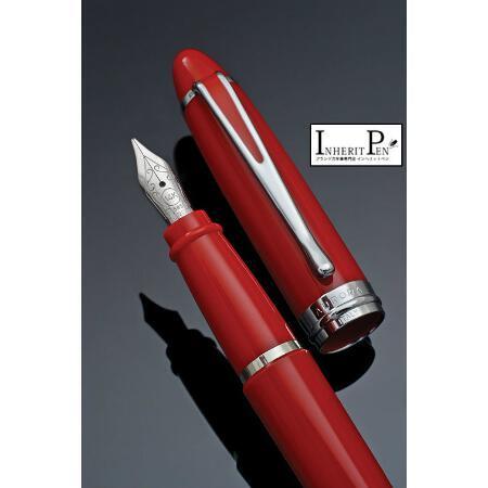 アウロラ 万年筆 イプシロン De Luxe B12/CR レッド/クローム04