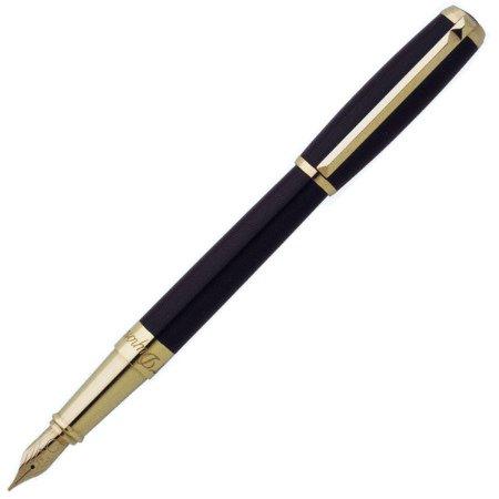 デュポン 万年筆 エリゼ 410574 ラッカー&ゴールド02