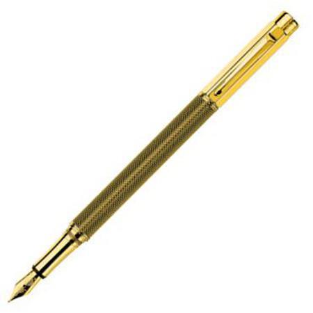 カランダッシュ 万年筆 バリアス 特別素材使用  4490-514 アイバンホー ゴールド04