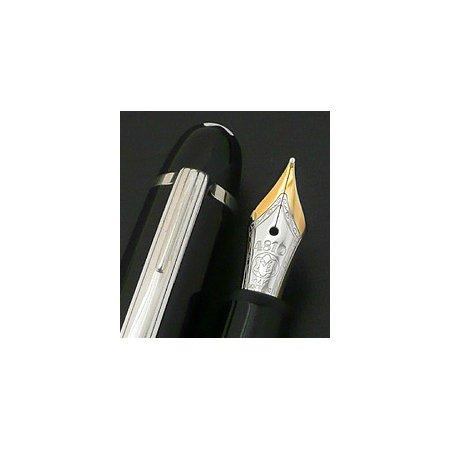 モンブラン 万年筆 マイスターシュテュック プラチナ ショパン 14504