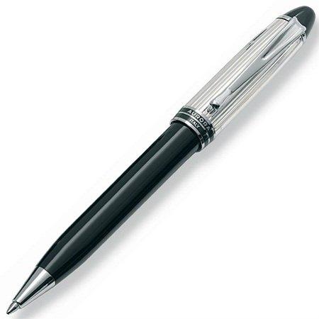 アウロラ ボールペン イプシロン シルバー B34 CN キャップ ブラックメインイメージ