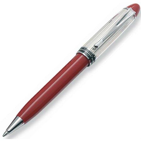 アウロラ ボールペン イプシロン シルバー B34 CR キャップ レッドメインイメージ