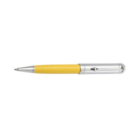 アウロラ ボールペン タレンタム クロームキャップ D31-CY イエロー02