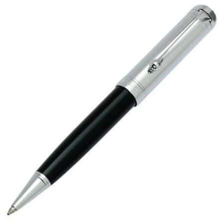 アウロラ ボールペン タレンタム クロームキャップ D31-C ブラックメインイメージ