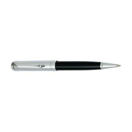 アウロラ ボールペン タレンタム クロームキャップ D31-C ブラック04