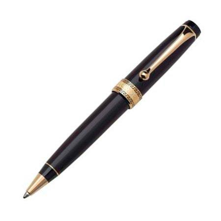 アウロラ ボールペン オプティマ No.998-N ゴールド×ブラックメインイメージ