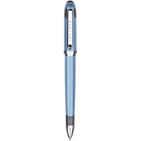 ティバルディ ボールペン ベントレー コンチネンタル スリムライン T4BCNLBP-SLB シルバーレイク ブルー02