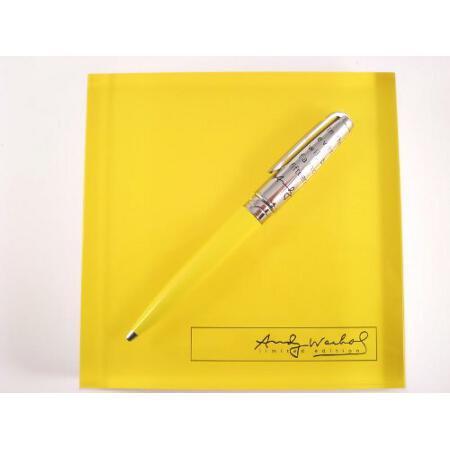 デュポン ボールペン&ペンシル 限定品 アンディ・ウォーホール コレクション マリリン・モンローメインイメージ
