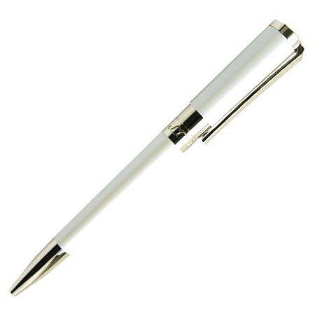 デュポン ボールペン ミニ・リベルテ 467600 パールホワイトメインイメージ