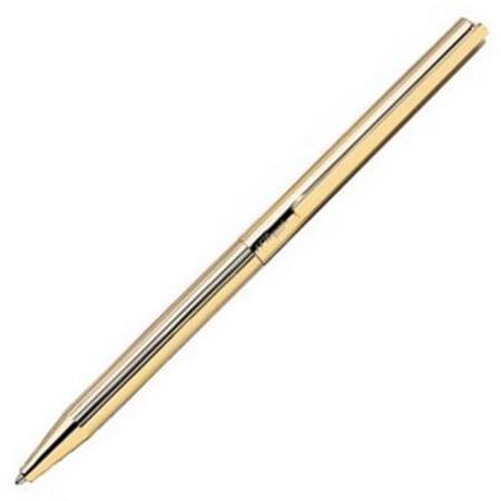 デュポン ボールペン&ペンシル クラシック 045071N ライン ゴールドプレートメインイメージ
