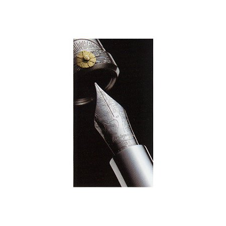 モンテグラッパ 万年筆 限定品 アルケミスト ファイア02