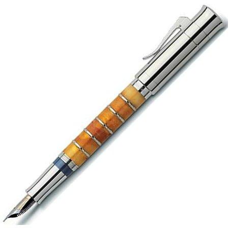 ファーバーカステル 万年筆 限定品 ペン・オブ・ザ・イヤー 2004年 琥珀(アンバー)メインイメージ