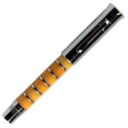 ファーバーカステル 万年筆 限定品 ペン・オブ・ザ・イヤー 2004年 琥珀(アンバー)02