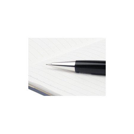 モンブラン ペンシル 0.5mm マイスターシュテュック プラチナライン クラシック   P165 ブラック04