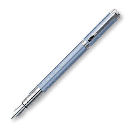 ウォーターマン 万年筆 パースペクティブ S223613 デコレーション ブルーCT04