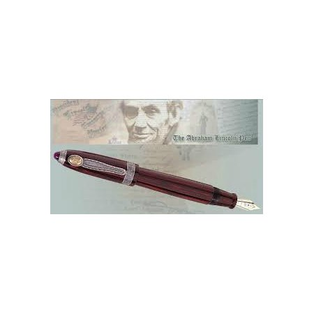 クローネ 万年筆 限定品 エイブラハム リンカーンメインイメージ